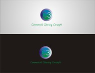Commercial Cleaning Concepts Logo - Entry #5