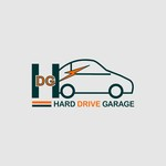 Hard drive garage Logo - Entry #53