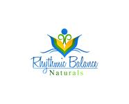 Rhythmic Balance Naturals Logo - Entry #84