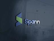 Spann Financial Group Logo - Entry #452