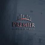 Premier Accounting Logo - Entry #239