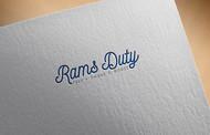 Rams Duty Free + Smoke & Booze Logo - Entry #75