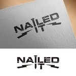 Nailed It Logo - Entry #190