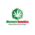 Western Genetics Logo - Entry #88