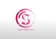 Sasha's Social Media Logo - Entry #105