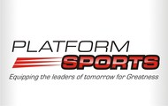 "Platform Sports "" Equipping the leaders of tomorrow for Greatness."" Logo - Entry #35"