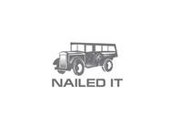 Nailed It Logo - Entry #99