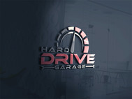 Hard drive garage Logo - Entry #198