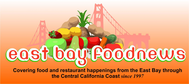 East Bay Foodnews Logo - Entry #41