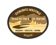 Escalante Heritage/ Hole in the Rock Center Logo - Entry #95