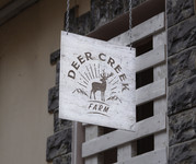 Deer Creek Farm Logo - Entry #122