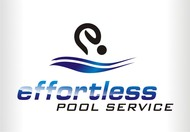 Effortless Pool Service Logo - Entry #75