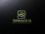 TerraVista Construction & Environmental Logo - Entry #16