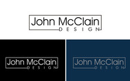 John McClain Design Logo - Entry #36