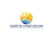 coast to coast canvas Logo - Entry #19