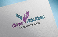 Care Matters Logo - Entry #76