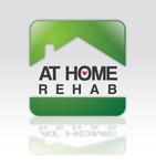 At Home Rehab Logo - Entry #36