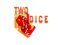 Two Dice Logo - Entry #89