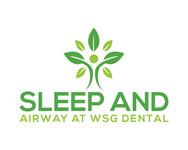 Sleep and Airway at WSG Dental Logo - Entry #597