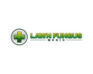 Lawn Fungus Medic Logo - Entry #161