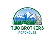 Two Brothers Roadhouse Logo - Entry #144