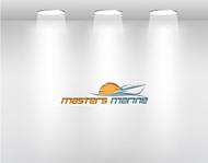 Masters Marine Logo - Entry #338