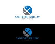 Sanford Krilov Financial       (Sanford is my 1st name & Krilov is my last name) Logo - Entry #334