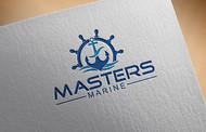 Masters Marine Logo - Entry #429