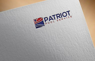Patriot Pool Service Logo - Entry #9