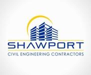 Shawport Civil Engineering Contractors Logo - Entry #38