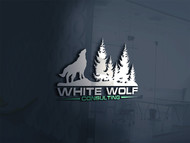 White Wolf Consulting (optional LLC) Logo - Entry #277