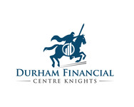 Durham Financial Centre Knights Logo - Entry #29
