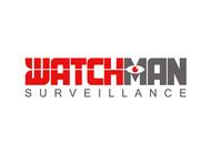 Watchman Surveillance Logo - Entry #141