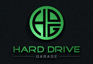 Hard drive garage Logo - Entry #231
