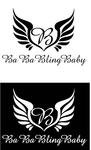 Ba Ba Bling baby Logo - Entry #101