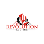 Revolution Roofing Logo - Entry #3
