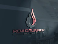 Roadrunner Rentals Logo - Entry #112
