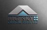 Big Sky Custom Steel LLC Logo - Entry #59