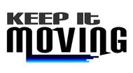Keep It Movin Logo - Entry #139