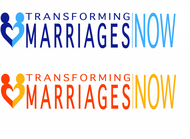 Your MISSION : Transforming Marriages NOW Logo - Entry #3