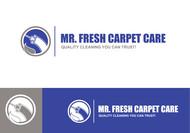 Mr. Fresh Carpet Care Logo - Entry #116