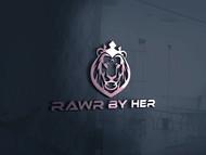 Rawr by Her Logo - Entry #45