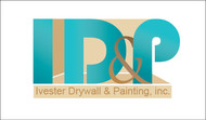 IVESTER DRYWALL & PAINTING, INC. Logo - Entry #85