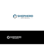 Shepherd Drywall Logo - Entry #33
