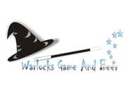 Warlocks Games and Beer Logo - Entry #2
