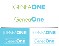 GeneaOne Logo - Entry #1