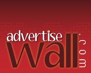 Advertisewall.com Logo - Entry #10