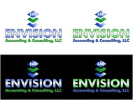 Envision Accounting & Consulting, LLC Logo - Entry #86