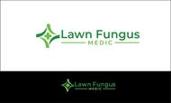 Lawn Fungus Medic Logo - Entry #190