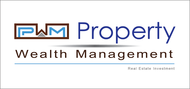 Property Wealth Management Logo - Entry #182